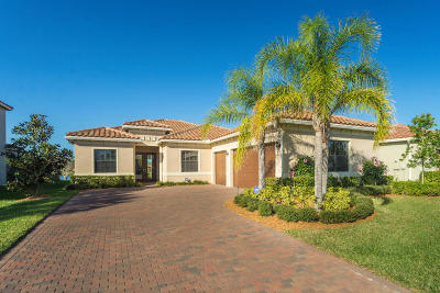 Vero Beach Single Family Home For Sale: 4980 55th Street