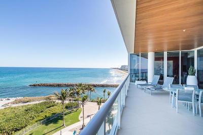 One Thousand Ocean Condo For Sale: 1000 S Ocean Boulevard #505