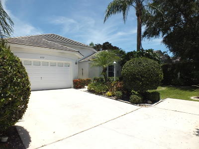 West Palm Beach Single Family Home For Sale: 4159 Afton Court