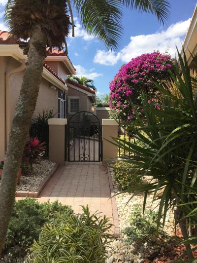 Boynton Beach Single Family Home For Sale: 11573 Augustus Drive