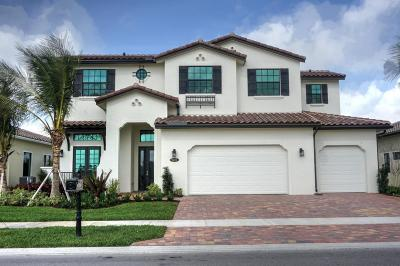 Boynton Beach Single Family Home For Sale: 9227 Grand Prix Lane