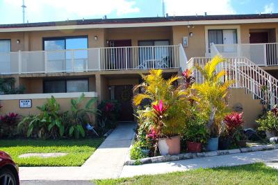 Miami Condo Contingent: 460 NW NW 214th Street #102-15