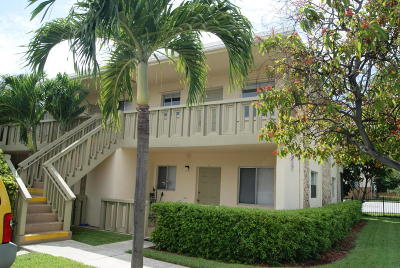 Boynton Beach Rental For Rent: 306 E Ocean Avenue #214