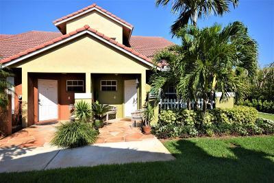 Boynton Beach Single Family Home For Sale: 310 SE 23rd Avenue