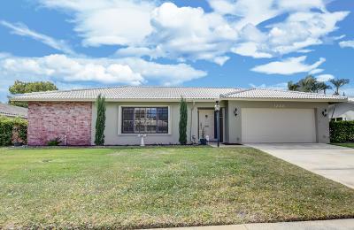 Boca Raton Single Family Home For Sale: 1368 SW 12th Street