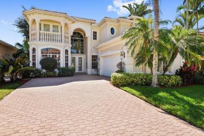 Delray Beach Single Family Home For Sale: 8108 Valhalla Drive