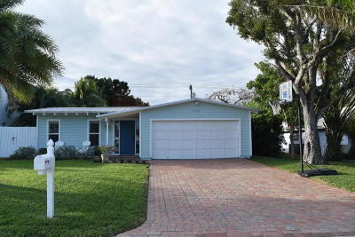 Boca Raton Single Family Home For Sale: 1110 SW 15th Street