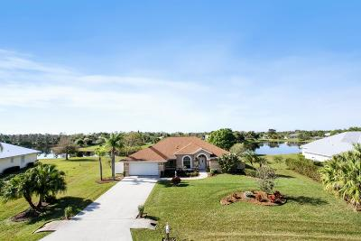 Stuart Single Family Home For Sale: 816 SE Waterside Way