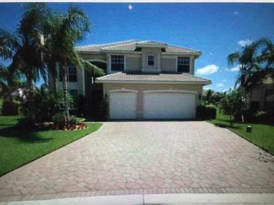 Coral Springs Single Family Home For Sale: 6026 NW 56th Circle