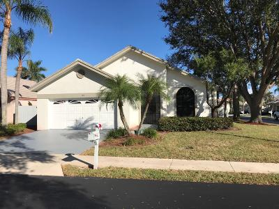 Boynton Beach Single Family Home For Sale: 180 Temple Avenue