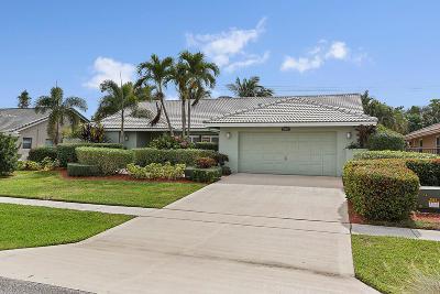 Boca Raton Single Family Home For Sale: 22449 Martella Avenue