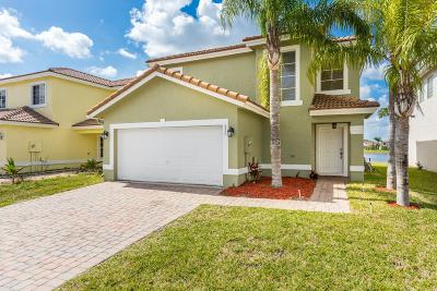 West Palm Beach Single Family Home For Sale: 6277 Adriatic Way