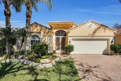 Boynton Beach Single Family Home For Sale: 12410 Landrum Way