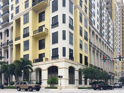 Two City Plaza Condo For Sale: 701 S Olive Avenue #1003