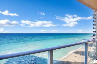 Singer Island Condo For Sale: 5440 Ocean Drive #1107