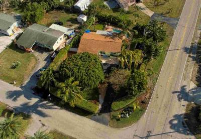 West Palm Beach Single Family Home For Sale: 2478 Kentucky