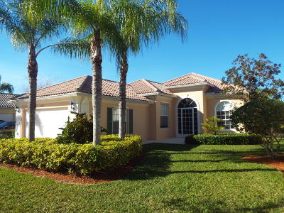 Wellington Single Family Home For Sale: 8177 Rosalie Lane