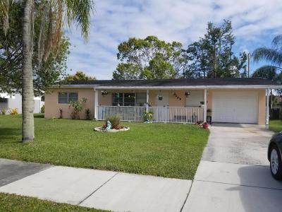 Single Family Home Sold: 209 Riomar Drive