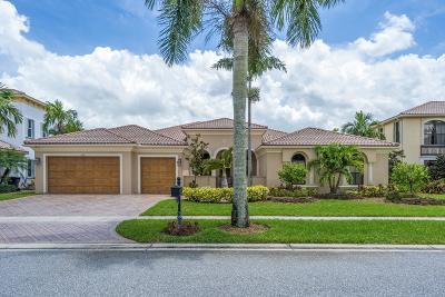 Lake Worth Single Family Home For Sale: 11710 Sunrise View Lane