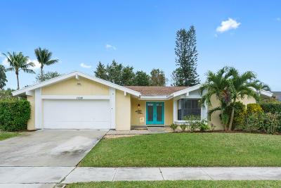 Wellington Single Family Home For Sale: 12238 Lacewood Lane
