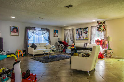 Lake Worth Single Family Home For Sale: 7502 Ace Road