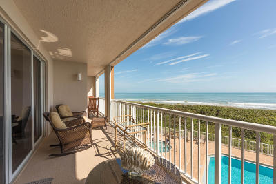 Fort Pierce Condo For Sale: 4180 Hwy A1a #304