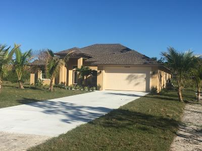 Loxahatchee Single Family Home For Sale: 16409 89th Place