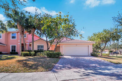 West Palm Beach Single Family Home For Sale: 3846 Torres Circle