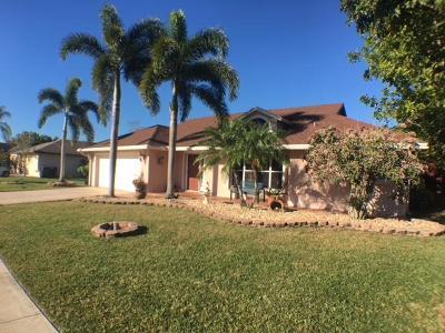 Wellington Single Family Home For Sale: 1491 Chapparel Way
