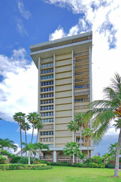 Cloister Del Mar Condo Condo For Sale: 1180 S Ocean Boulevard #Ph-E