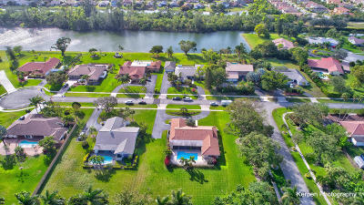 Boca Raton Single Family Home For Sale: 22396 Waterside Drive