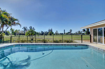Boynton Beach Single Family Home For Sale: 4746 Palo Verde Drive