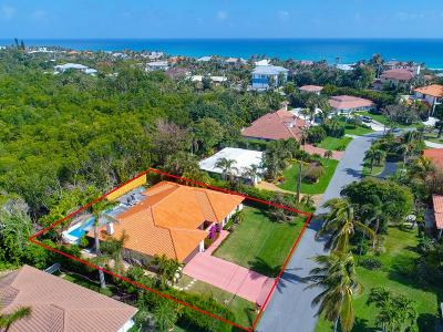 Ocean Ridge Single Family Home Contingent: 32 Harbour Drive