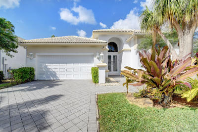 Boca Raton Single Family Home For Sale: 5713 NW Regency Circle