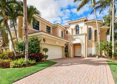 Delray Beach Single Family Home For Sale: 8077 Valhalla Drive