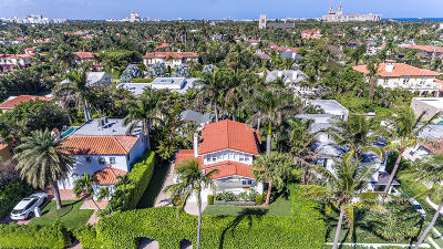 Palm Beach FL Single Family Home For Sale: $3,500,000