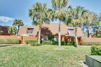 Jupiter Townhouse For Sale: 2907 29th Court