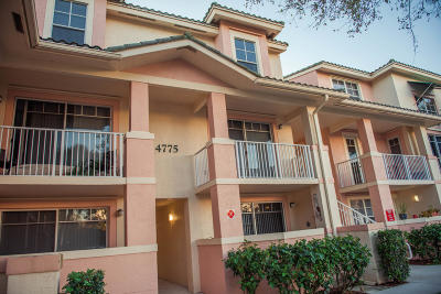 Jupiter Condo For Sale: 4775 Chancellor Drive #21