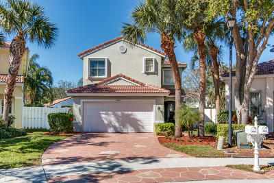 Lake Worth Single Family Home For Sale: 5668 La Quinta Court