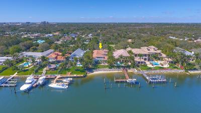 Palm Beach Single Family Home For Sale: 2250 Seven Oaks Lane