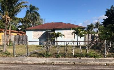 Lake Worth Single Family Home For Sale: 902 C Street