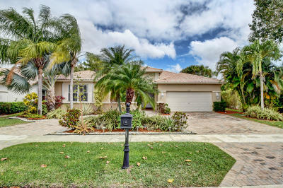 Single Family Home For Sale: 18739 Ocean Mist Drive