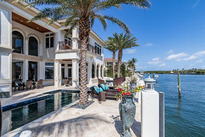 Boca Raton Single Family Home For Sale: 620 Golden Harbour Drive