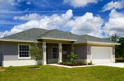 Loxahatchee Single Family Home For Sale: 16103 92 Lane