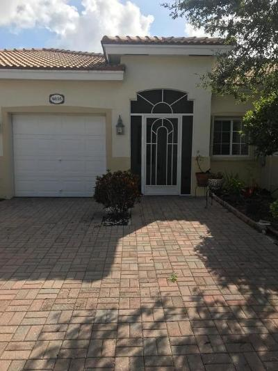 West Palm Beach Single Family Home For Sale: 9835 Galleon Drive