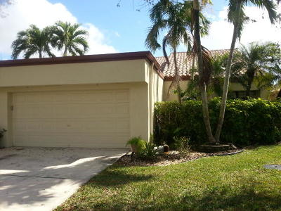 Boynton Beach Single Family Home For Sale: 5622 Kiowa Circle