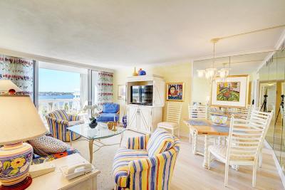 Palm Beach Condo For Sale: 2505 S Ocean Boulevard #705