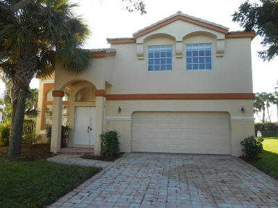 Lake Worth Single Family Home For Sale: 7438 Sally Lyn Lane