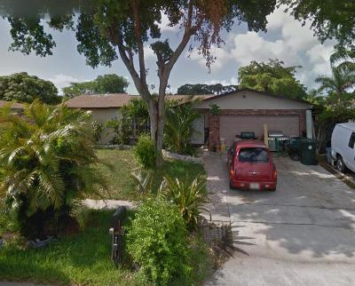 Boca Raton Single Family Home For Sale: 1780 SW 13th Street