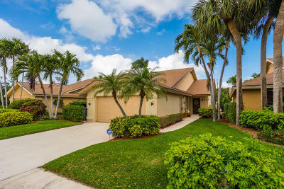 Jupiter Single Family Home For Sale: 169 Seashore Drive